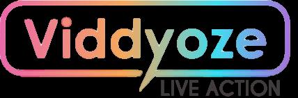 Viddyoze-live-action-logo